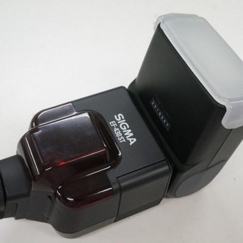 シグマのストロボ「EF-430ST PA PENTAX用」買取実績