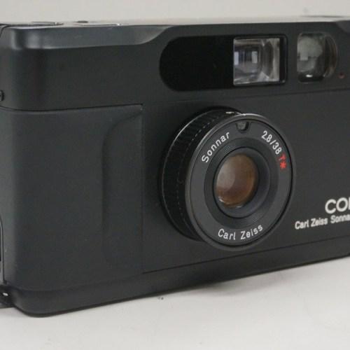コンタックスのコンパクトカメラ「T2」買取実績