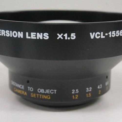 ソニーのレンズ「VCL-1556 TELE CONVERSION LENS ×1.5」買取実績