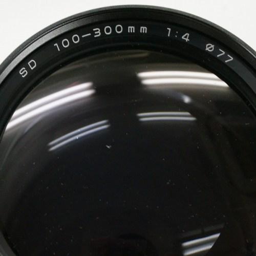 トキナーのレンズ「AT-X SD 100-300mm F4」買取実績