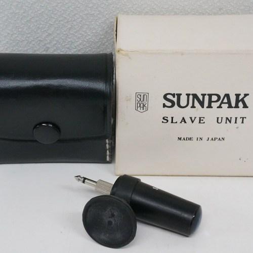 サンパックのストロボ「SLAVE UNIT」買取実績