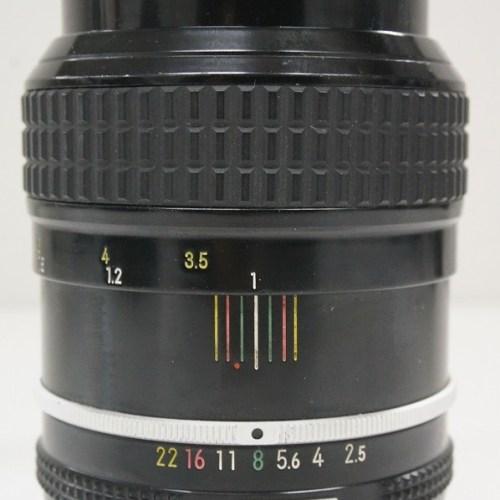 ニコンのレンズ「NIKKOR 105mm F2.5」買取実績
