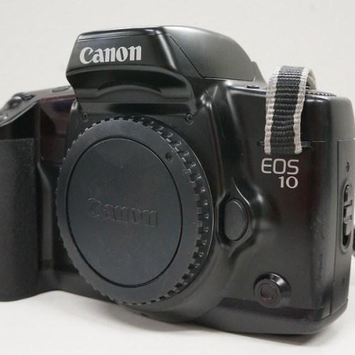 キャノンのフィルム一眼レフカメラ「EOS 10 ボディ」買取実績