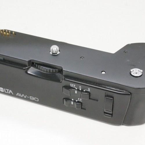 ミノルタのオートワインダー「AW-90」買取実績