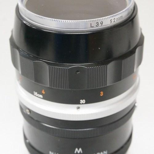 ニコンのレンズ「Micro-NIKKOR Auto 55mm F3.5」買取実績