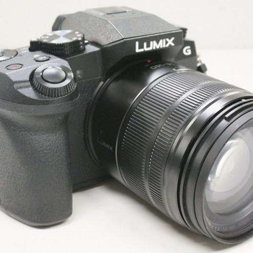 パナソニックのミラーレスカメラ「DMC-G7H」買取実績