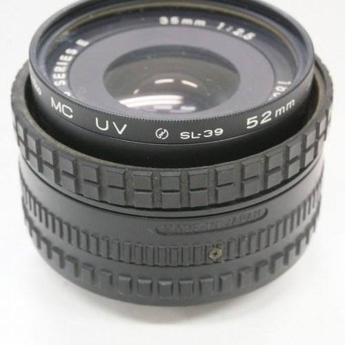 ニコンのレンズ「SERIES E 35mm F2.5」買取実績