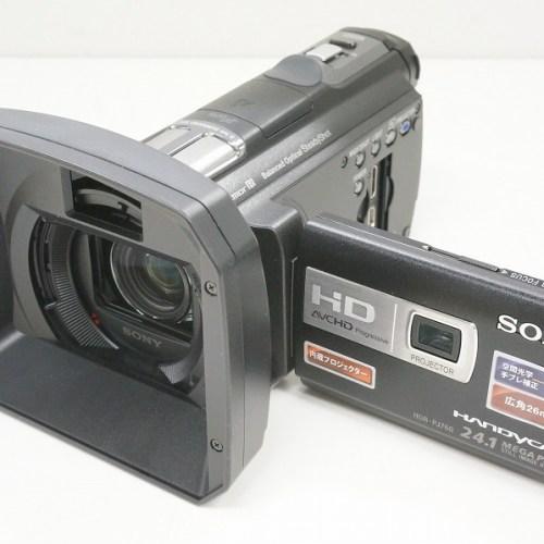 ソニーのビデオカメラ「ハンディカム HDR-PJ760V」買取実績