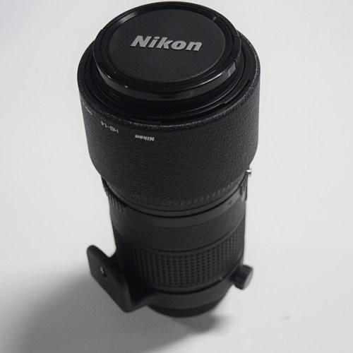 カメラ買取実績紹介「ニコン レンズ AF Micro NIKKOR 70-180mm F4.5-5.6D ED」