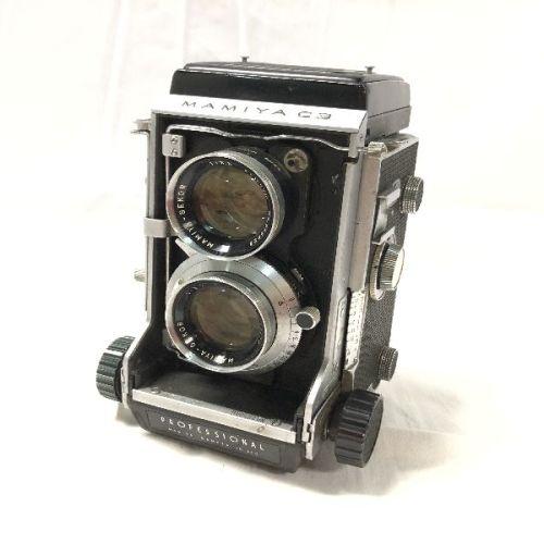 カメラ買取実績紹介「マミヤ(MAMIYA) C3 Professional 105mm F3.5」