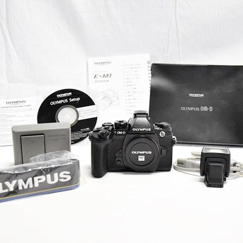 カメラ買取実績紹介「オリンパス(OLYMPUS) OM-D E-M1ボディブラック」