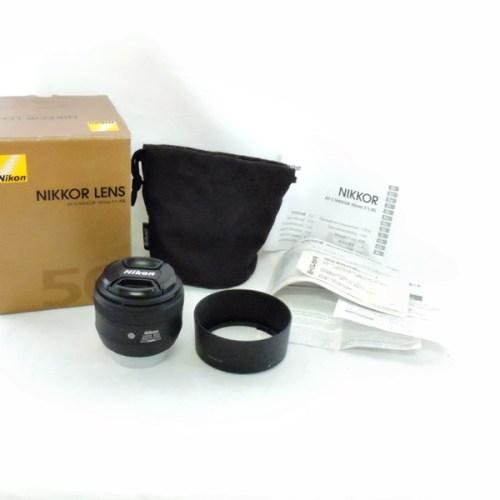 カメラ買取実績紹介「NIKON(ニコン) AF-S NIKKOR 50mm F1.4G」