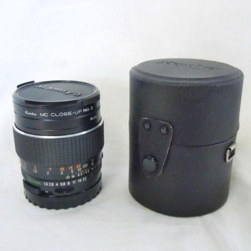 カメラ買取実績紹介「マミヤ(MAMIYA) MAMIYA-SEKOR C 80mm F1.9」