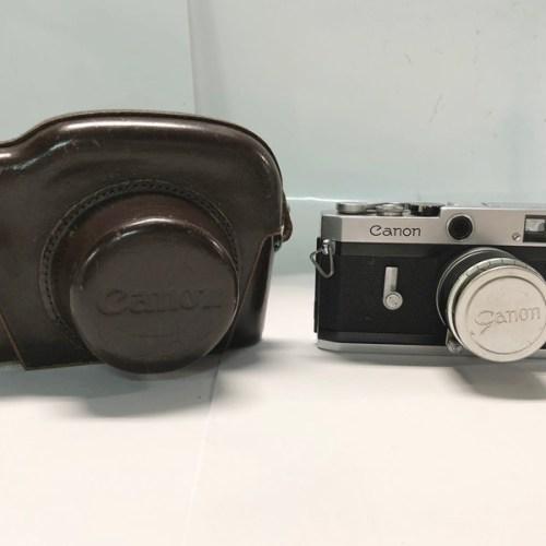 カメラ買取実績紹介「Canon キャノン  P 50mm F1.8」