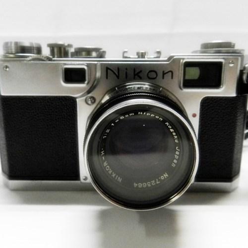 カメラ買取実績紹介「Nikon ニコン S2 NIKKOR-H C 5cm F2 6177141」