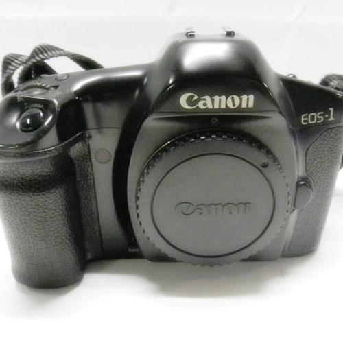 カメラ買取実績紹介「Canon キャノン EOS-1 ボディ」