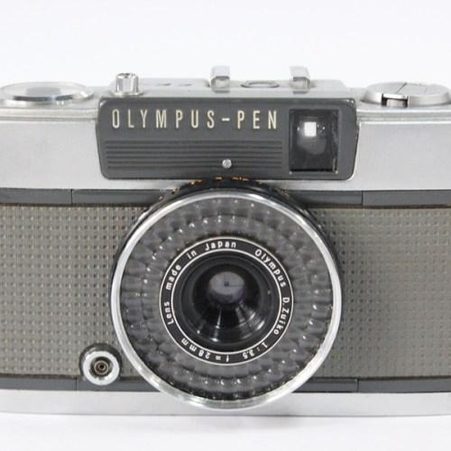 カメラ買取実績紹介「OLYMPUS オリンパス PEN EE-3 28mm ボディ」