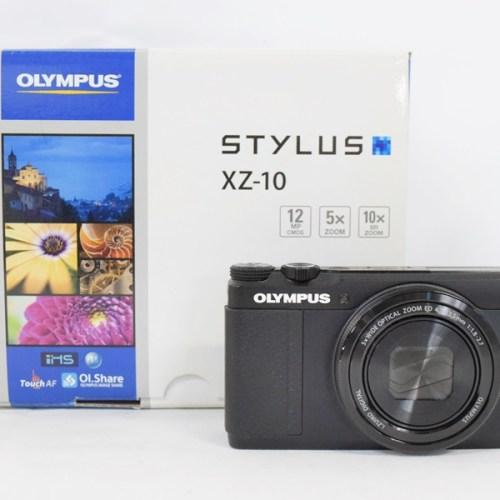 カメラ買取実績紹介「OLYMPUS オリンパス スタイラス STYLUS XZ-10」