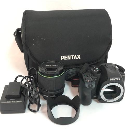 カメラ買取実績紹介「PENTAX ペンタックス K-70 18-135mm レンズキット」