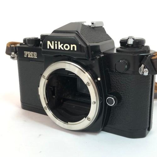 カメラ買取実績紹介「Nikon ニコン NEW FM2ボディ ブラック 8767422」