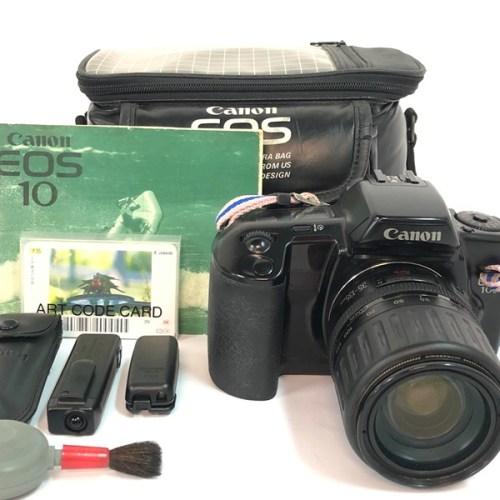 カメラ買取実績紹介「Canon キャノン EOS 10QD EF35-135mm FF4-5.6」
