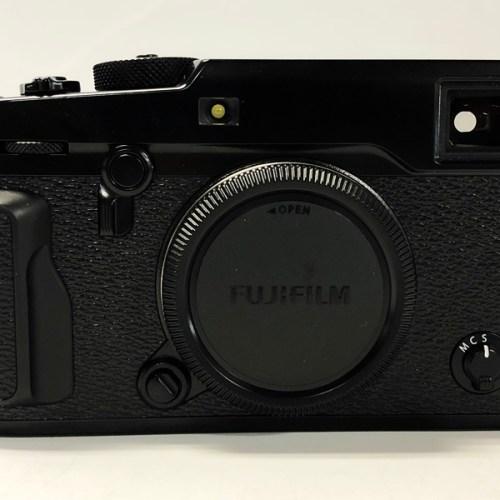 カメラ買取実績紹介「FUJIFILM フジフィルム X-Pro2ボディ ブラック」