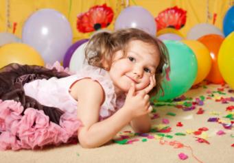Веселые поздравления ребенку 5 лет