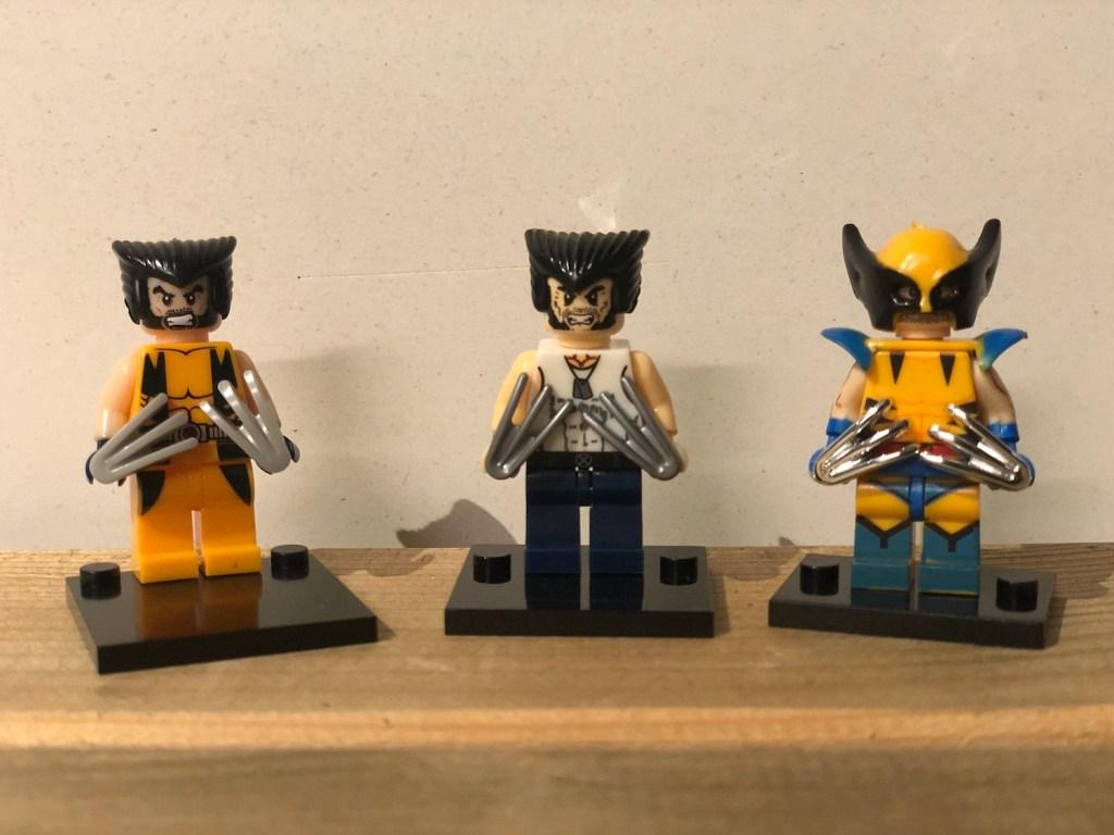 Wolverine Lego