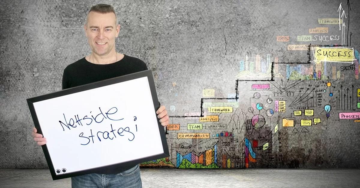 Nettside strategi - for deg som vurderer anskaffelse av en ny nettside