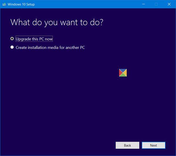 Laden Sie das Windows 10 Anniversary Update herunter