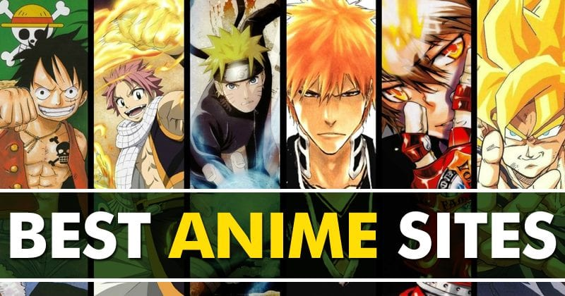 20 Best Free Anime Streaming Sites