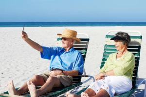 Retirees in Central Florida