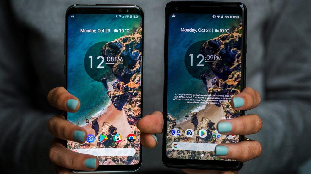 Super AMOLED & Super LCD
