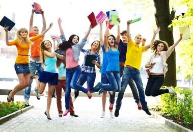 enjoy life as a student