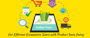 E-commerce product listing in dwarka