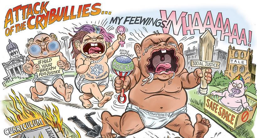 GrrrGraphics.com, Website of Cartoonist Ben Garrison Suddenly Suspended