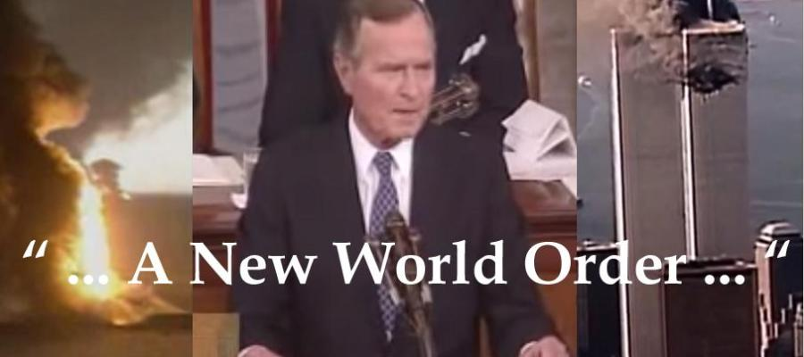 Image result for george bush new world order its a big idea