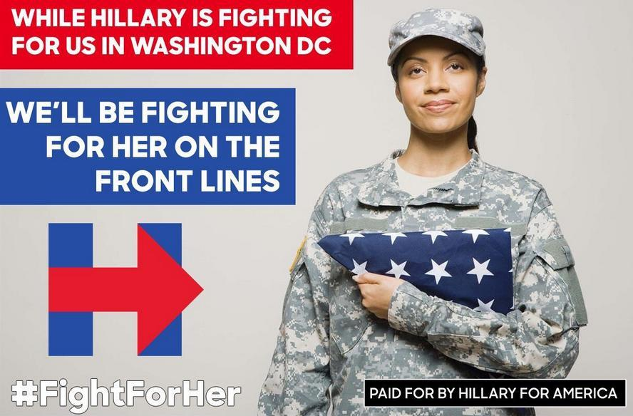 "Great Memes Trending: Hillary Clinton ""DraftOurDaughters"" for Wars, BuzzFeed Double Trolled"