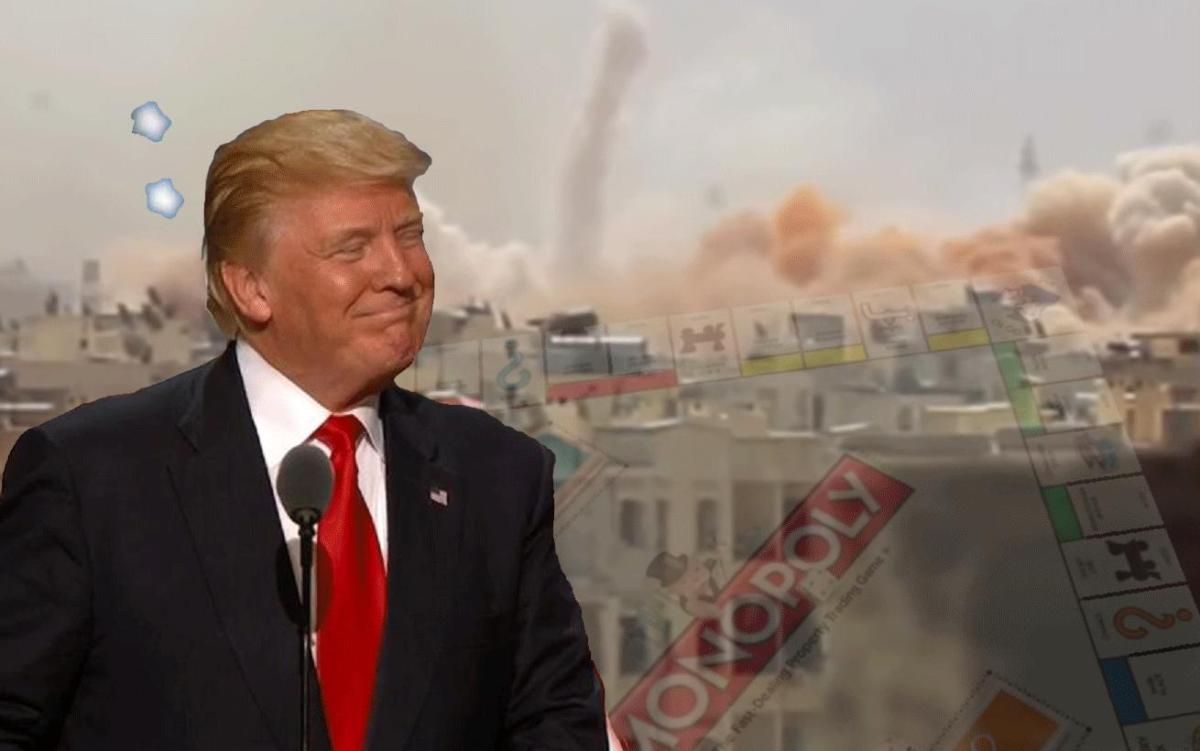 10 Reasons Anti-War Candidate Republican Donald Trump Reeks of War