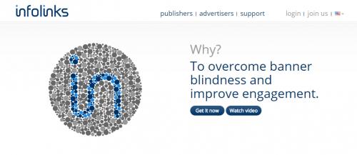 Infolinks Ads