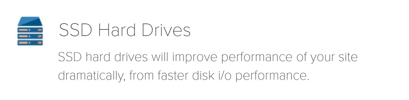 Digital Ocean SSD Only