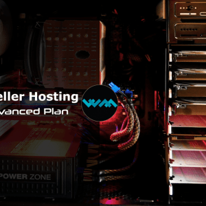 WM Host reseller hosting advanced plan