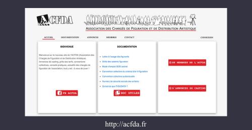 ACFDA wordpress