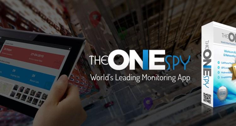 TheOneSpy Surveillance Software