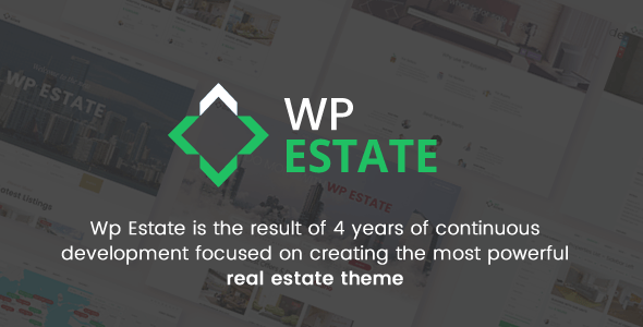 Real Estate – WP Estate Theme
