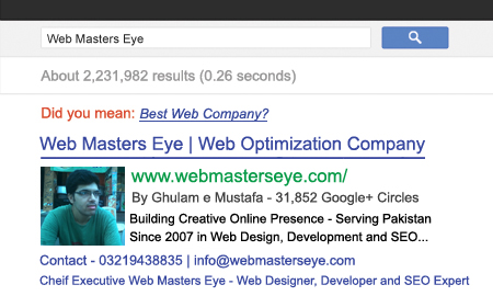 How to Setup Google Authorship
