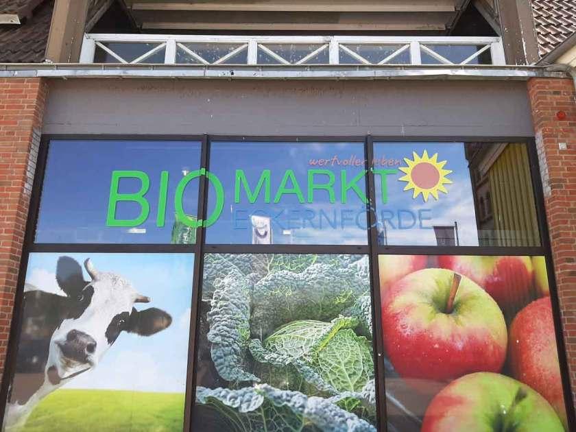 Projekt: Biomarkt Eckernförde