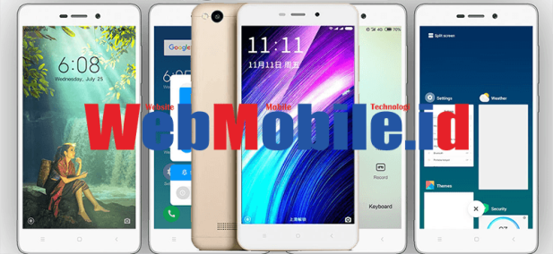 Kumpulan ROM Redmi 4 Prime (Markw) Global / China / Stable / Developers Lengkap