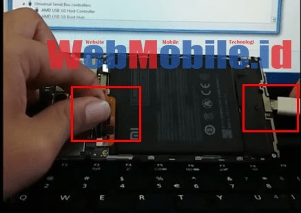 Cara Mengatasi Hardbrick / Mati Total Redmi Note 4X (Mido) Test Point
