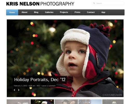 Kris Nelson Photography portfolio image